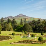Powerscourt Garden County Wicklow